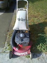 Snapper self propelled