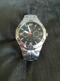 Men's ESQ Swiss Stainless Steel Chrono Watch West Palm Beach