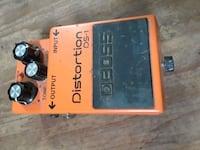 Boss DS-1 distortion pedal Nedrow, 13120