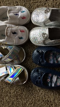 toddler's two pairs of shoes Orlando, 32821