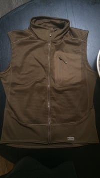 Brown Men Blackhawk Warrior Zip Up Vest.  Somerset, 20815