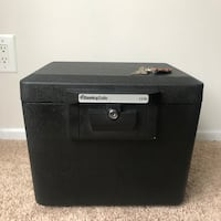 Fire resistant security box  Arlington, 22204