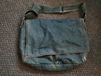 Vintage Gap denim messenger bag Montreal, H4R