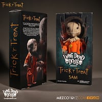 Trick R' Treat movie Living Dead Doll Los Angeles, 90044