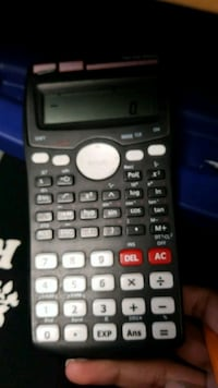 black and gray Texas Instrument TI-30X calculator Brampton, L6X 0G9