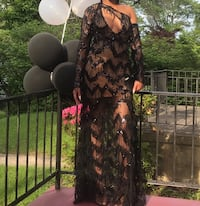 Black Evening Gown Baltimore, 21202