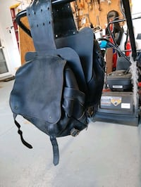 Saddlebags motorcycle