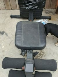 black and gray exercise equipment Ontario, 91764