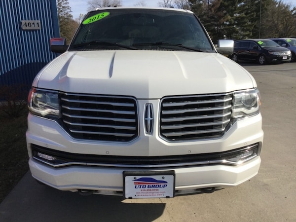 *LOADED* *ONE OWNER/CLEAN CARFAX* 2015 Lincoln Navigator L 4WD bc5611e1-fb3c-42bf-8478-0e00441544a7