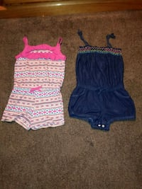 Size 4 toddler Rompers McAllen, 78501