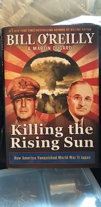 Killing the Rising Sun by Bill O'Reilly Baltimore, 21230
