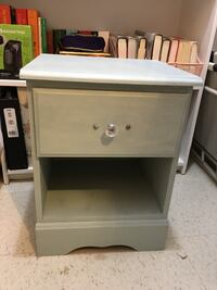 Refinished Nightstand/Side Table Bowmanville
