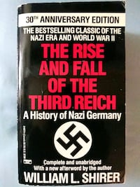 The Rise and Fall of the Third Reich book Glen Burnie
