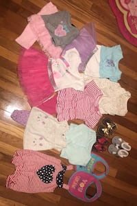 Baby girl outfits/shoes Fort Knox, 40121