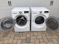 LG front loader washer and dryer Virginia Beach, 23457