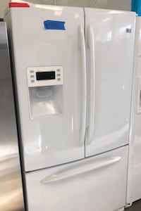 GE French doors refrigerator  Bowie, 20715