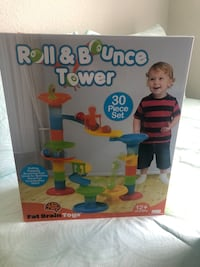 Tower toy