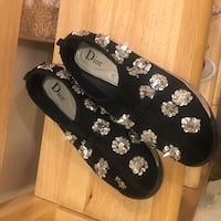 Dior style shoes size 7 Coquitlam, V3B 0E1