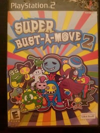 Super Bust a Move 2 for PS2