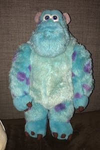 Monsters Inc. Sully Plush