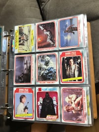 Huge non sports lot Star Wars ,Charlie's angels,and more $75.00 Islip, 11751