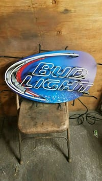 Bud light neon signs Butler County, 45246