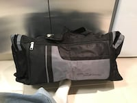 Black and gray hockey /duffel bag Markham, L3T 5C5