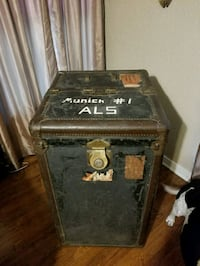 black and brown wooden chest box Fort Worth, 76110