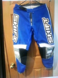 SHIFT RACING MX PANTS NEW CONDITION-SEE DETAILS  Beaverton