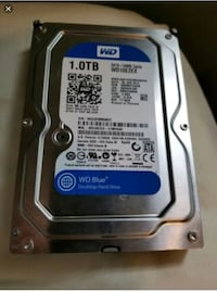 Western Digital 1TB Hard Disk
