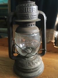 Nier German gas lantern