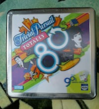 New Trivial Pursuit Totally 80's West Springfield