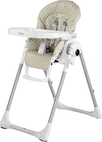 Peg Perego Prima Pappa Zero 3 High Chair Bethesda, 20816
