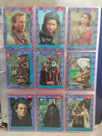 ROBIN HOOD COMPLETE CARD COLLECTION  Northlake, 60164