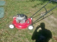 Push mower  Olney