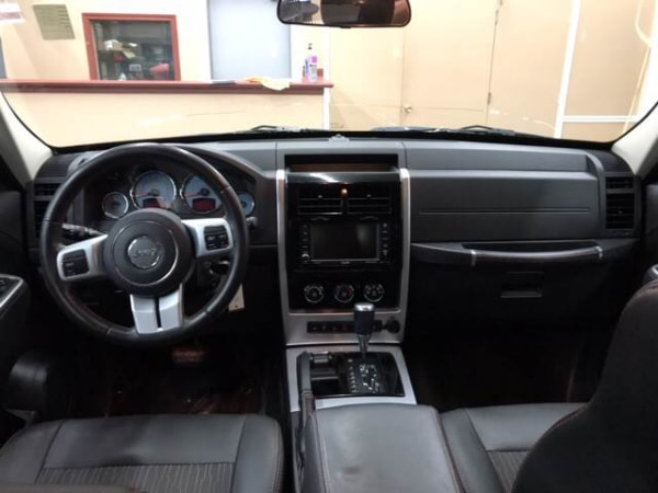 2012 JEEP LIBERTY LATITUDE 2