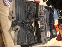 Womans clothing size SMALL EXTRA SMALL El Paso, 79901