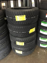 305/40R22 SET OF 4 TIRES ON SALE WE FINANCE NO CREDIT NEEDED NO DOWN PAYMENT  Concord, 94520