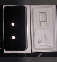 iphone xr 128gb UNLOCKED CARRIER & icloud Washington