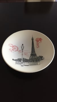 "Beautiful ""Paris"" bowl.  Made in England.  Perfect condition. Collingwood, L9Y 1Y1"