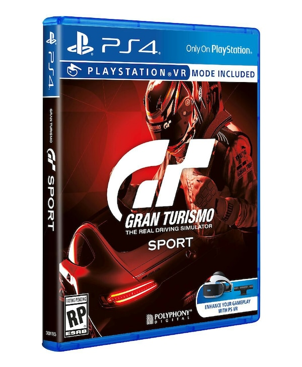 Grand turismo sport ps4 sealed new