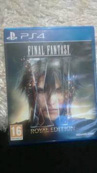 Caso do jogo Sony PS4 Final Fantasy XV Golega, 2150-137
