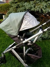 Uppababy vista 2012-YES AVAILABLE Brampton, L6R 1L5