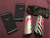 Nike Cristiano Ronaldo 2017 Mercurial Lite Shin Guards With Sleeves