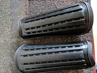 two black and gray car parts Harrisonburg, 22801
