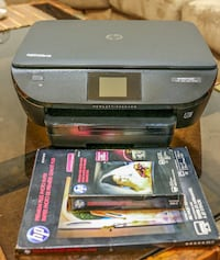 HP Envy 5660 Color All in One Photo Printer Wireless Touchscreen Scanner Copier Gainesville