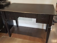 Wooden desk Burlington
