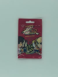 Kid Robot X street fighter Key chain Ottawa, K2P 1B7