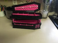 Collectors monster high jewelry box  San Tan Valley, 85140