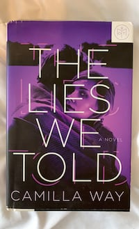 Book - the lies we told